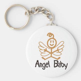 Porte-clés Bébé d'ange