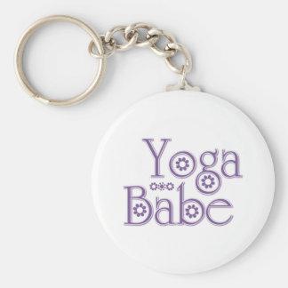 Porte-clés Bébé de yoga