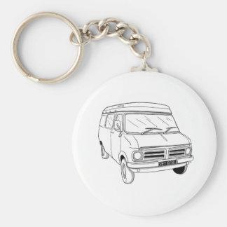 Porte-clés Bedford CF1