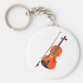 Porte-clés Bel instrument de musique d'alto