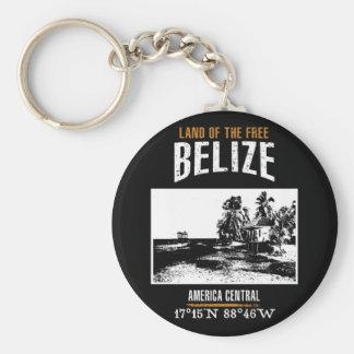 Porte-clés Belize