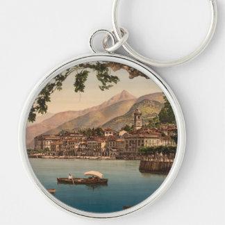 Porte-clés Bellagio I, lac Como, Lombardie, Italie