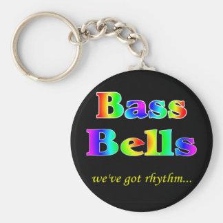 Porte-clés Bells basses