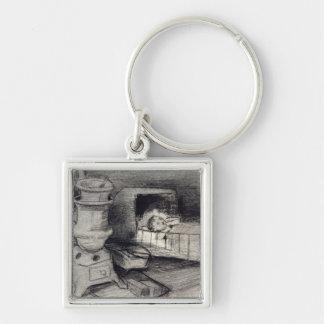 Porte-clés Berceau de Vincent van Gogh  