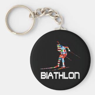 Porte-clés Biathlon
