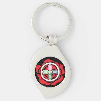 Porte-clés Bijoux du porte - clé de la terre