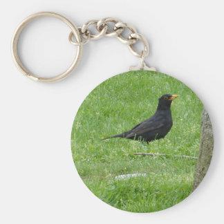 Porte-clés Black Bird