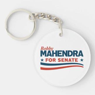 Porte-clés Bobby Mahendra pour le sénat