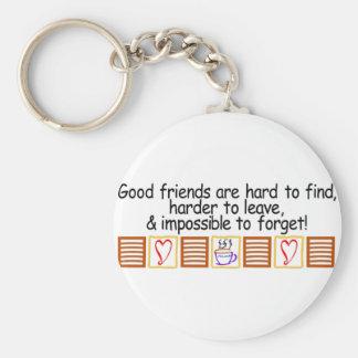 Porte-clés Bons amis