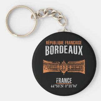 Porte-clés Bordeaux