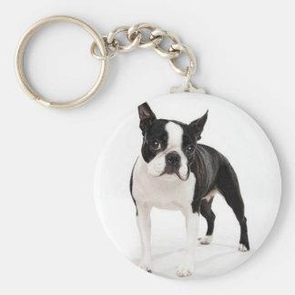 Porte-clés Boston Terrier