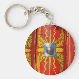 Porte-clés Bouclier militaire romain - Scutum
