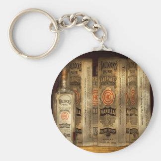 Porte-clés Boulangerie - extrait de vanille pur de Hallocks