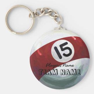 Porte-clés Boule 15