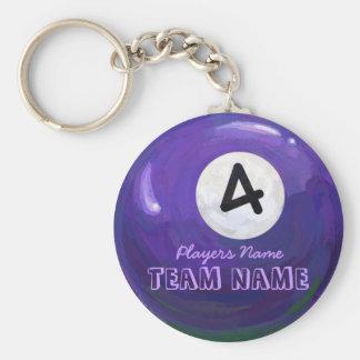 Porte-clés Boule 4