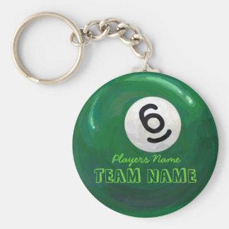 Porte-clés Boule 6