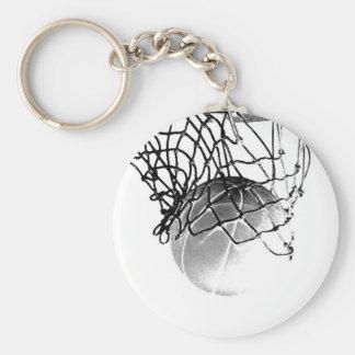 Porte-clés Boule de basket-ball