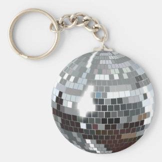 Porte-clés Boule de disco