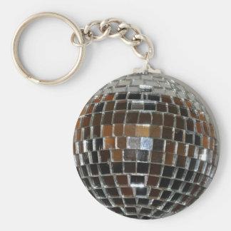Porte-clés Boule de disco - porte - clé