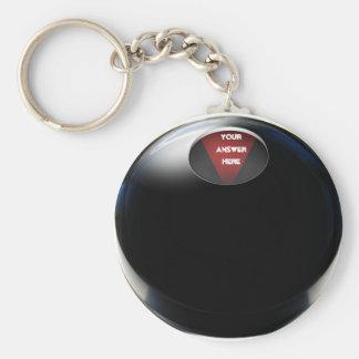 Porte-clés Boule de la magie 8