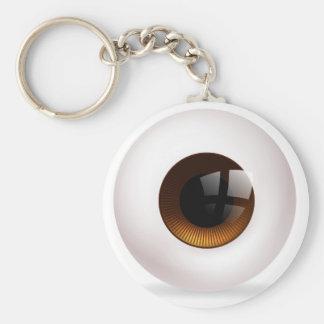 Porte-clés Boule d'oeil