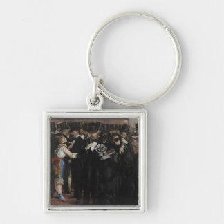 Porte-clés Boule masquée de Manet | à l'opéra, 1873