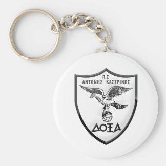 Porte-clés Bouton de base Keychain/ΜΠΡΕΛΟΚ