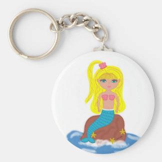 Porte-clés Brigit le porte - clé de sirène