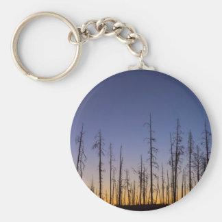Porte-clés Brûler-Forêt