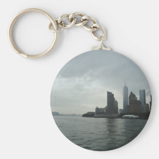 Porte-clés Cadeau de New York Manhattan le fleuve Hudson