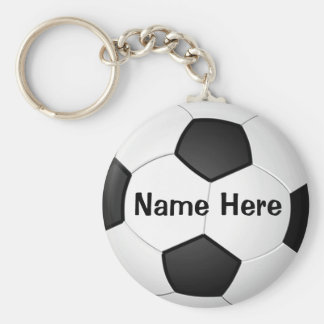 Porte-clés Cadeaux bon marché personnalisés du football pour