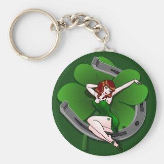 Porte-clés Cadeaux chanceux de porte - clé de porte - clé