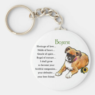 Porte-clés Cadeaux de boxeur