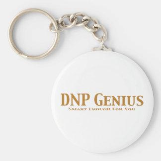Porte-clés Cadeaux de génie de DNP