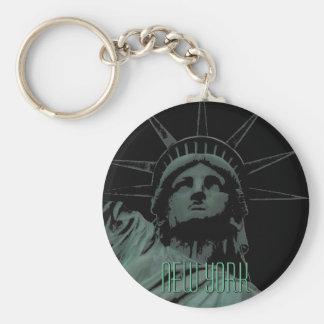 Porte-clés Cadeaux de liberté de souvenir de New York de