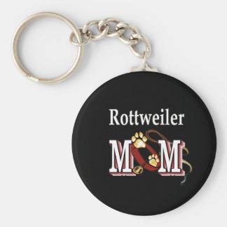 Porte-clés Cadeaux de MAMAN de rottweiler