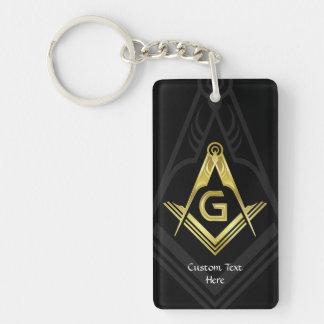 Porte-clés Cadeaux uniques maçonniques faits sur commande de