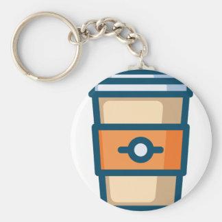 Porte-clés Café à aller
