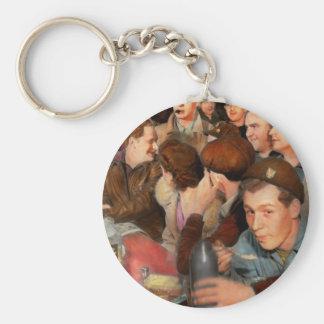 Porte-clés Café - Munchies de minuit 1943