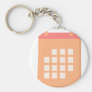 Porte-clés Calendrier