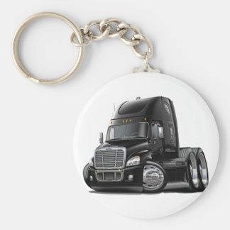 Porte-clés Camion noir de Freightliner Cascadia