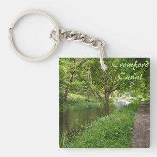 Porte-clés Canal de Cromford dans Derbyshire