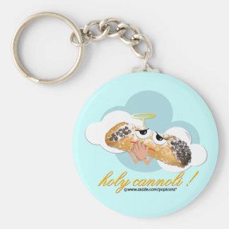 """Porte-clés """"cannoli saint !""""  porte - clé humoristique de"""