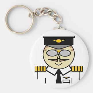 Porte-clés Capitaine Keychain