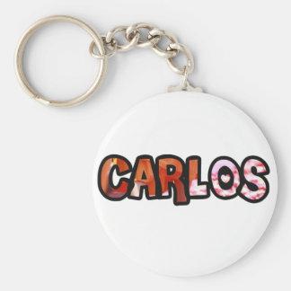 PORTE-CLÉS CARLOS