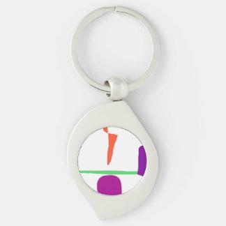 Porte-clés Carotte