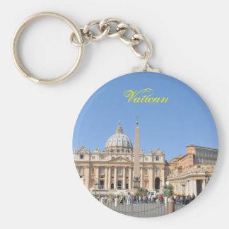 Porte-clés Carré de San Pietro à Vatican, Rome, Italie
