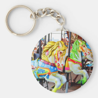 Porte-clés Carrousel - Coney Island, porte - clé de NYC