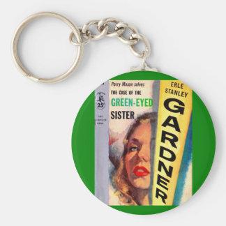 Porte-clés Cas de maçon de Perry de la soeur aux yeux verts