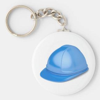 Porte-clés Casque de sécurité en plastique